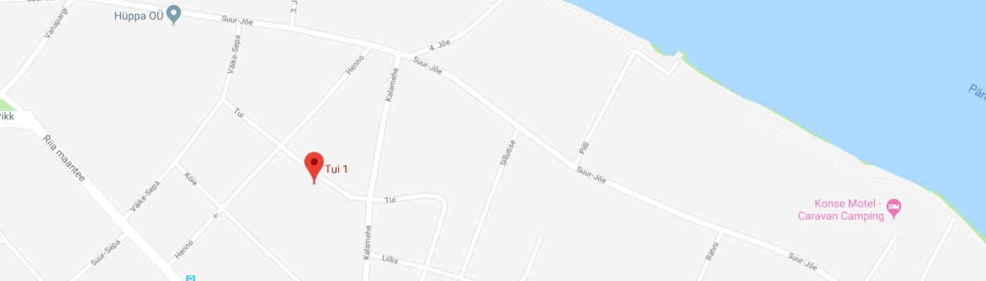 Elementmaster OÜ Tui 1, Pärnu